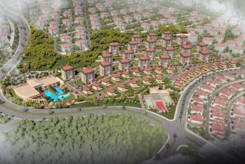 خرید خانه ویلایی در بیلیک دوزو