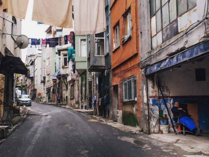 مناطق ناامن استانبول