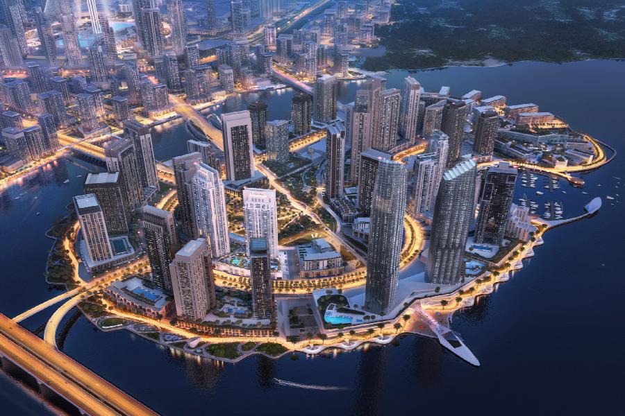 پیش فروش آپارتمان در دبی کریک