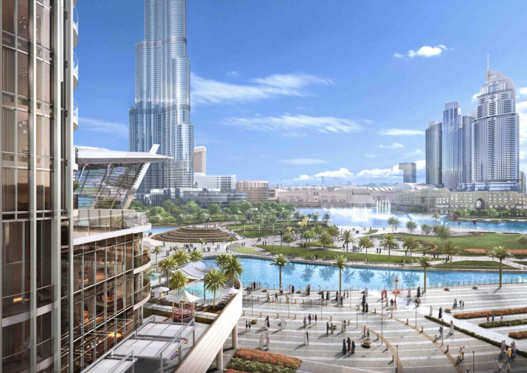مناطق پیش فروش آپارتمان در دبی
