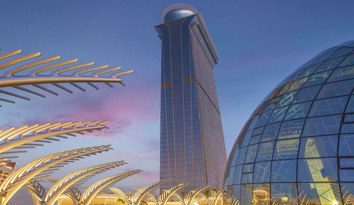 The Palm Tower -2