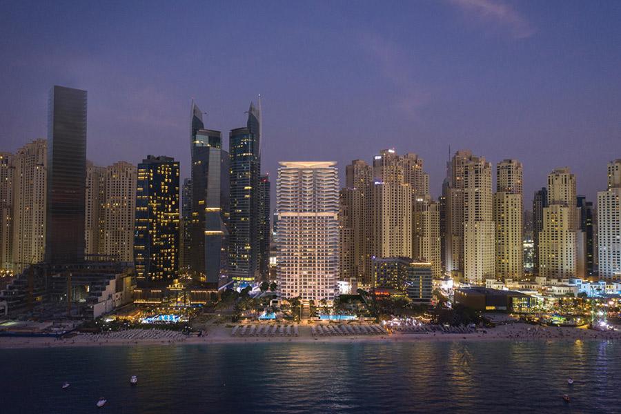 امتیازات سرمایه گذاری خرید آپارتمان در دبی