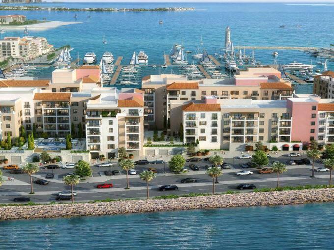 آپارتمان کنار دریا در دبی