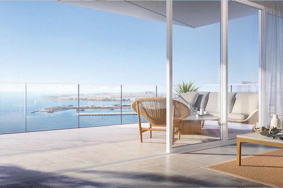 خرید آپارتمان در ساحل دبی مارینا