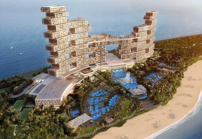 سرمایه گذاری در پیش فروش آپارتمان دبی