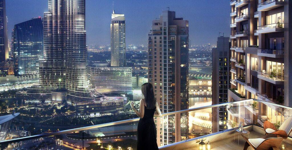 پیش فروش آپارتمان در دبی