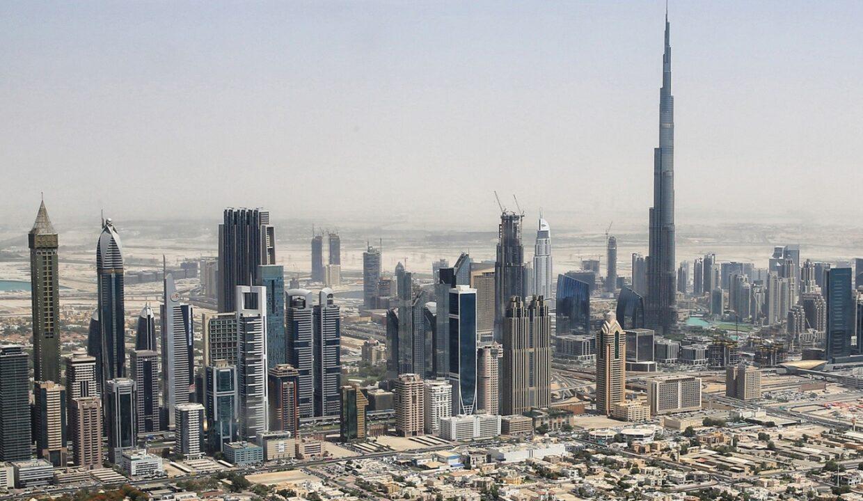 محله های ایرانی نشین دبی
