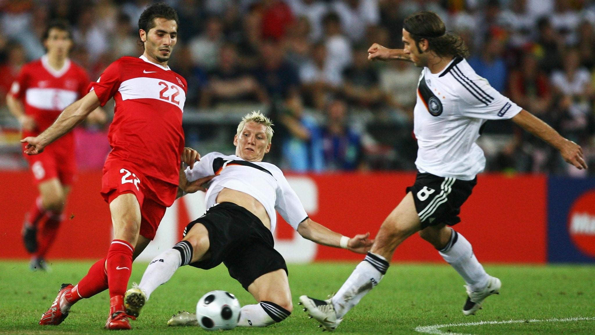 تیم فوتبال ترکیه در فینال یورو 2008