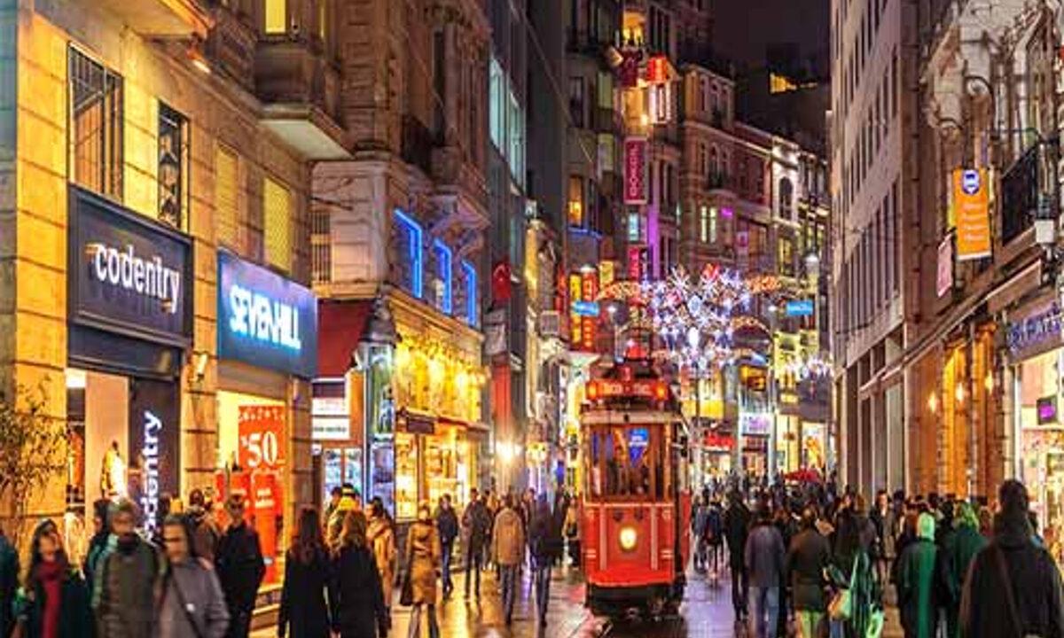 تکسیم استانبول