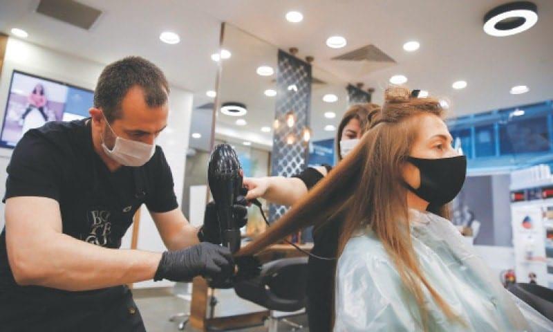 دانشگاه آرایشگری در ترکیه