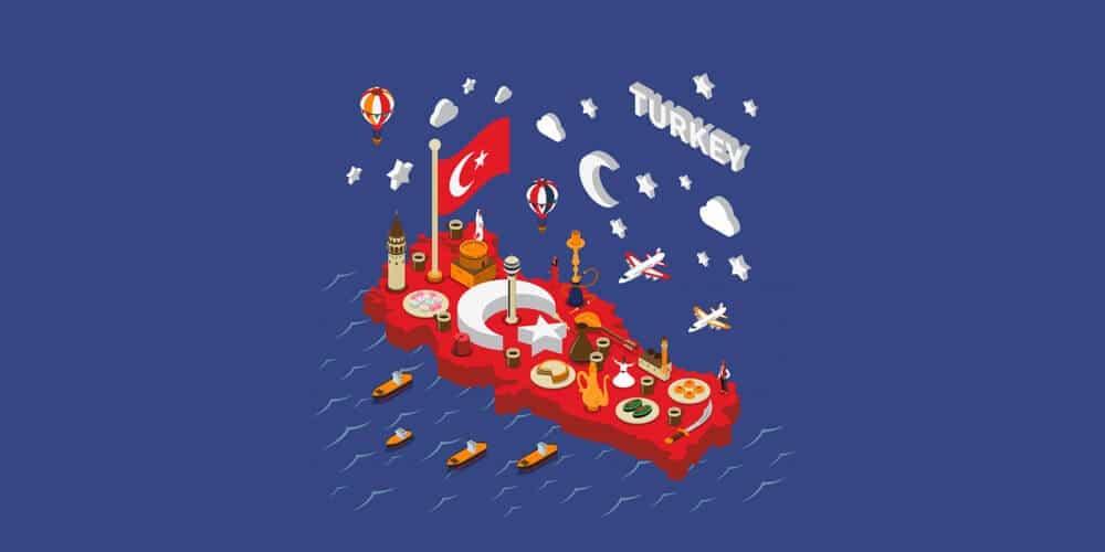فرصت ها در ترکیه