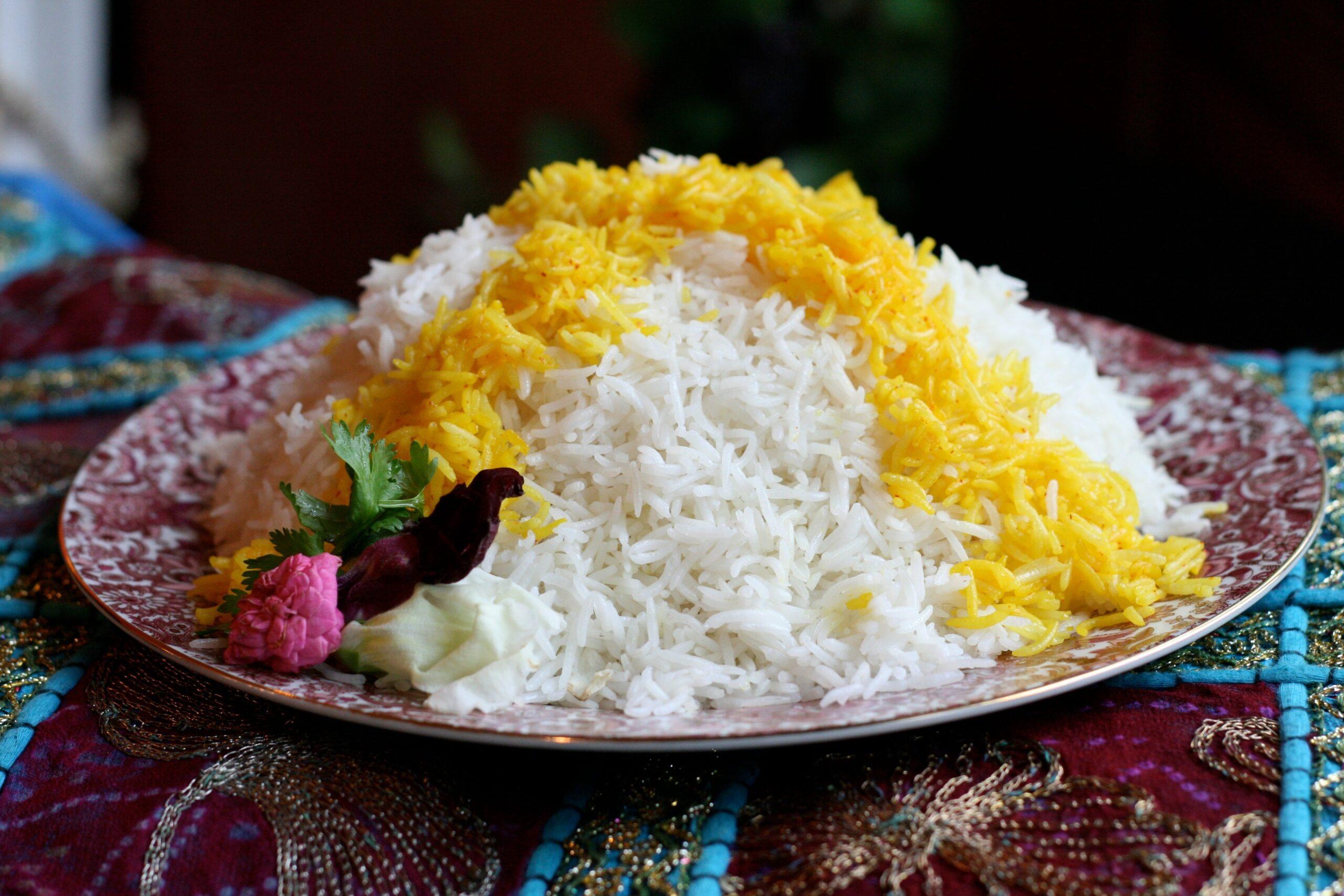 قیمت برنج ایرانی در ترکیه